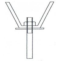 Anchor With Stud type1